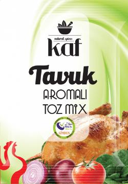 Kaf Tavuk Aromalı Toz Mix 20 Gr resmi